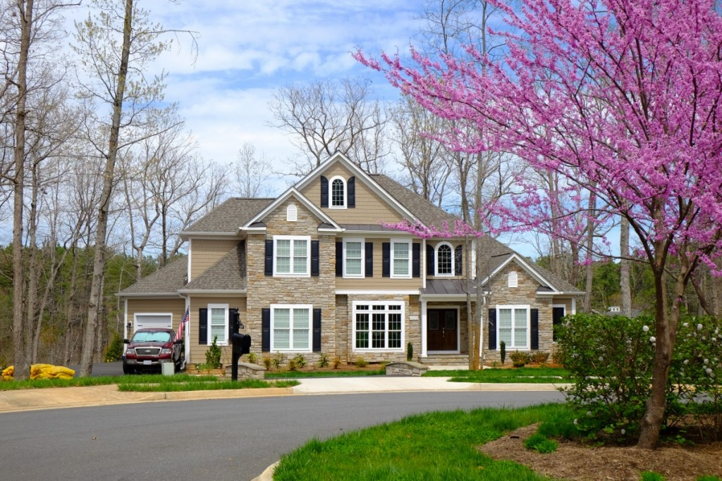 Custom homes fawn lake virginia simply home is a fawn for Custom home builders fredericksburg va