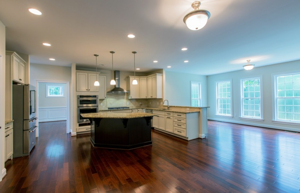 Custom Two Story Colonial In Fawn Lake Simply Home