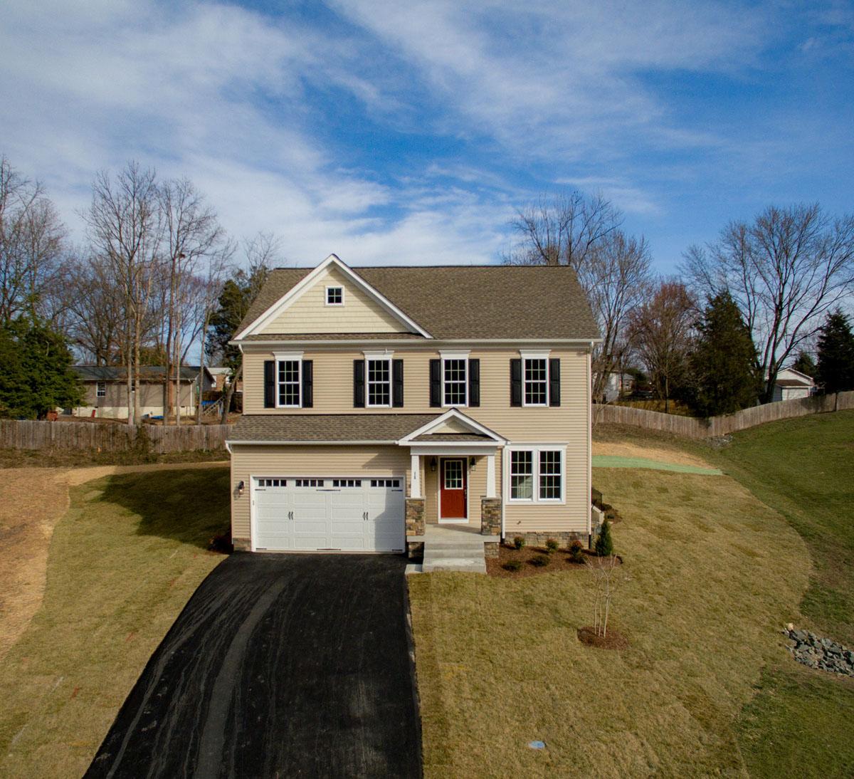 The Olivia Simply Home Custom Home Builders In Virginia