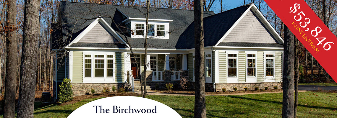 Fortunes Landing Lot 4 – The Birchwood