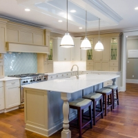Beautiful New Old Town Fredericksburg Home Completed