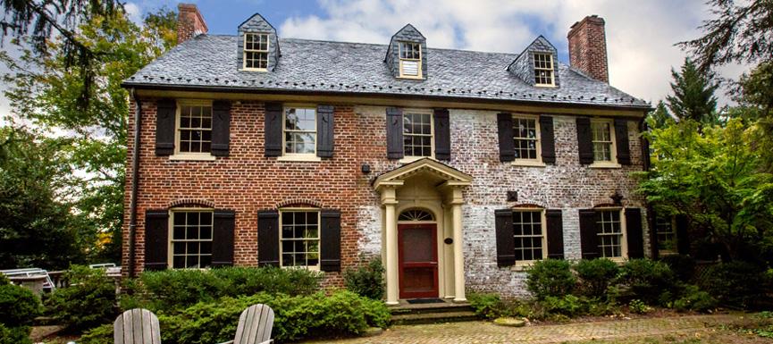 Historic Restoration Under Way At 1200 William St In