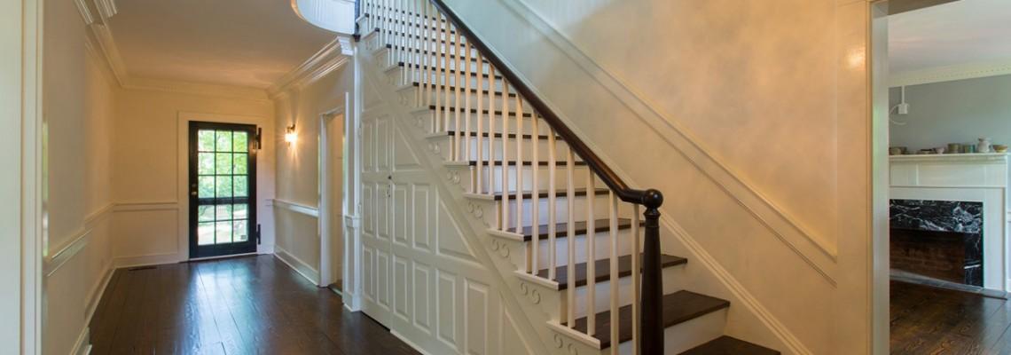 Restoration lets 1821 home retain historic charm while providing creature comforts