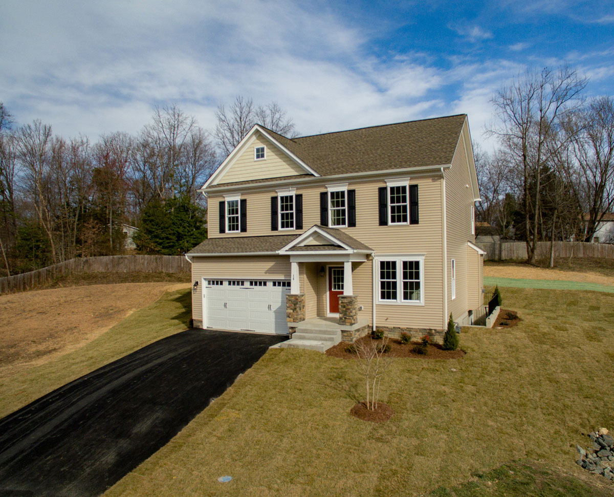 Beautiful New Home in Stafford County!