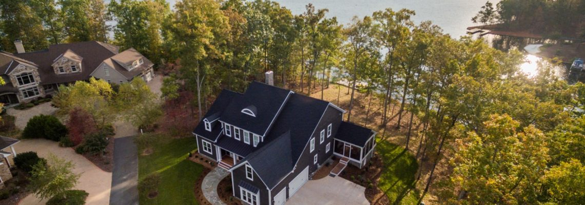 Beautiful Lake Front Home Completed in Fawn Lake