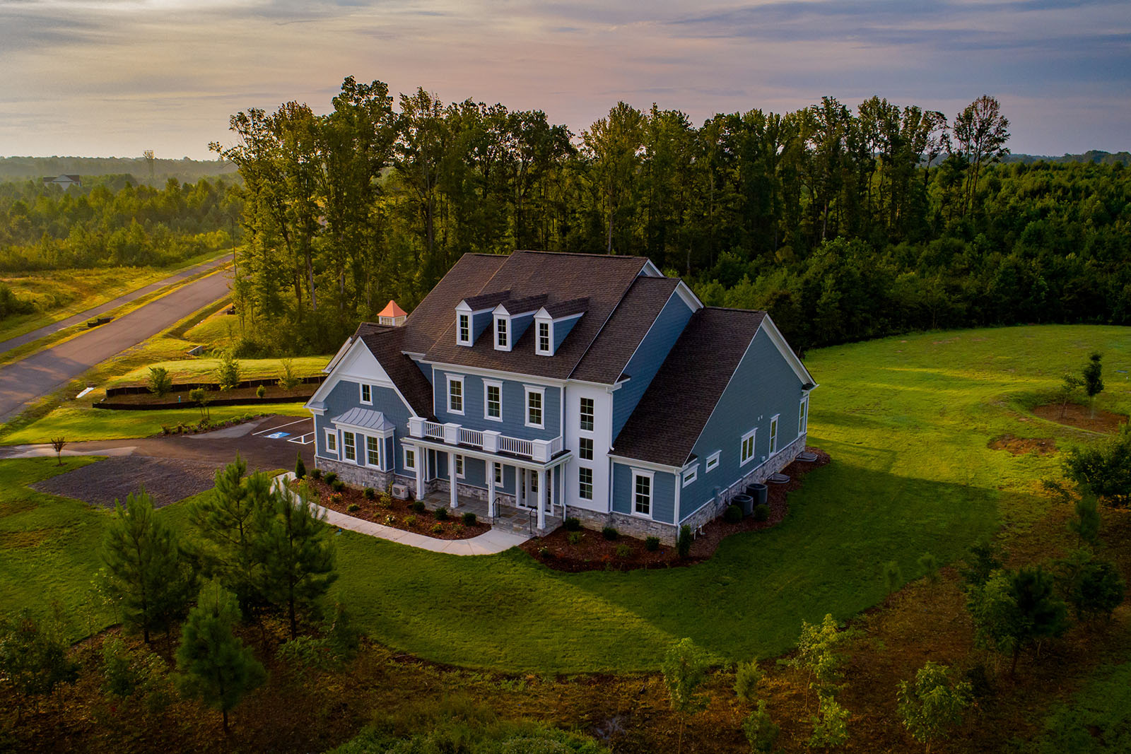 Custom Home in Fortunes Landing - Spotsylvania, VA